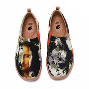 UIN Footwear Men (Pre-sale) Lisa Art Canvas loafers