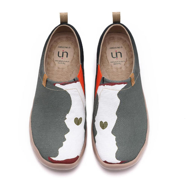 UIN Footwear Men You & Me Pre-sale Canvas loafers