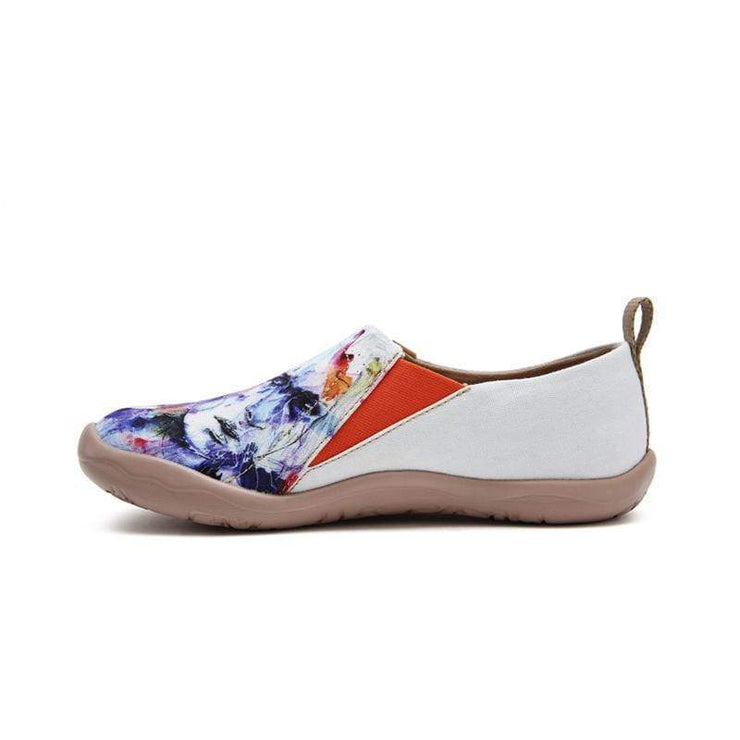 UIN Footwear Women Fairy Canvas loafers