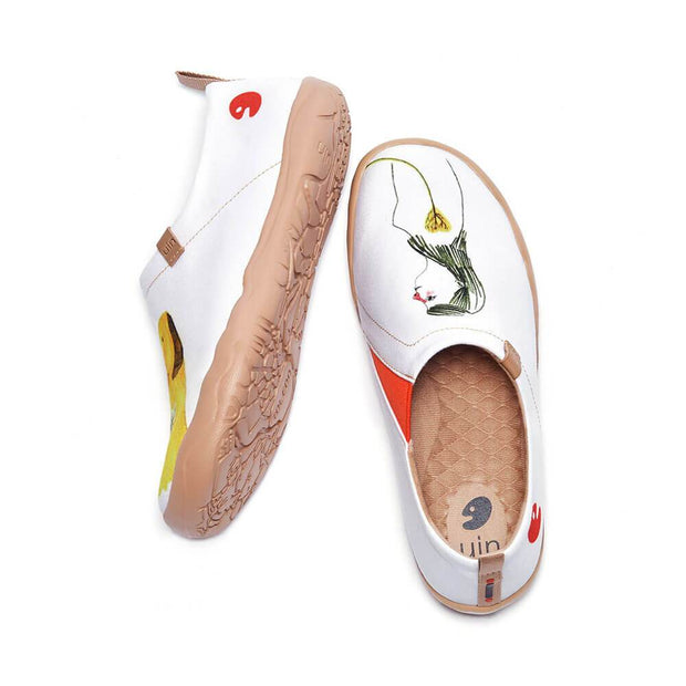 UIN Footwear Women My Sweeties Canvas loafers