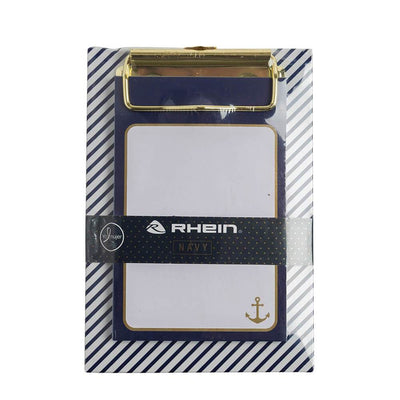 Mini Anotador Navy