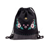 Sling Bag Floral Bordado
