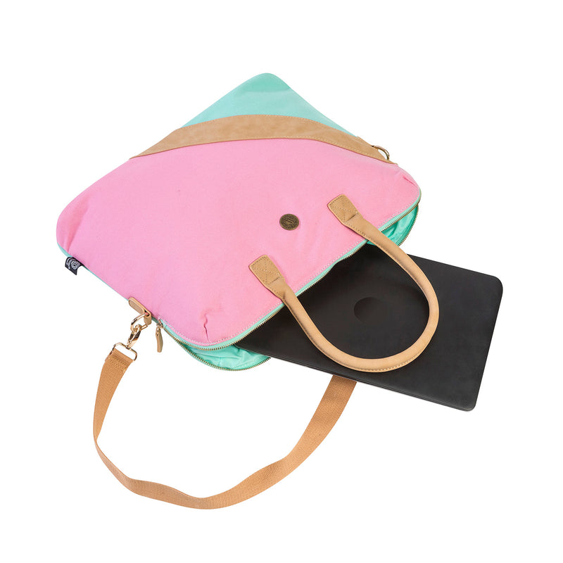"Porta Notebook cartera 13"" Pastel"