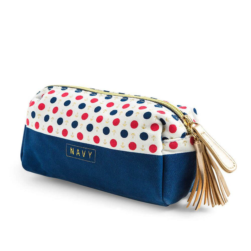 Estuche Rectangular Navy