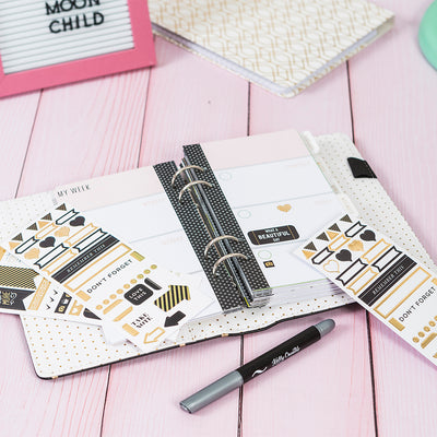 Stickers Planner DCWV