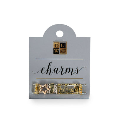 Charms Creer Tapa Planner DCWV