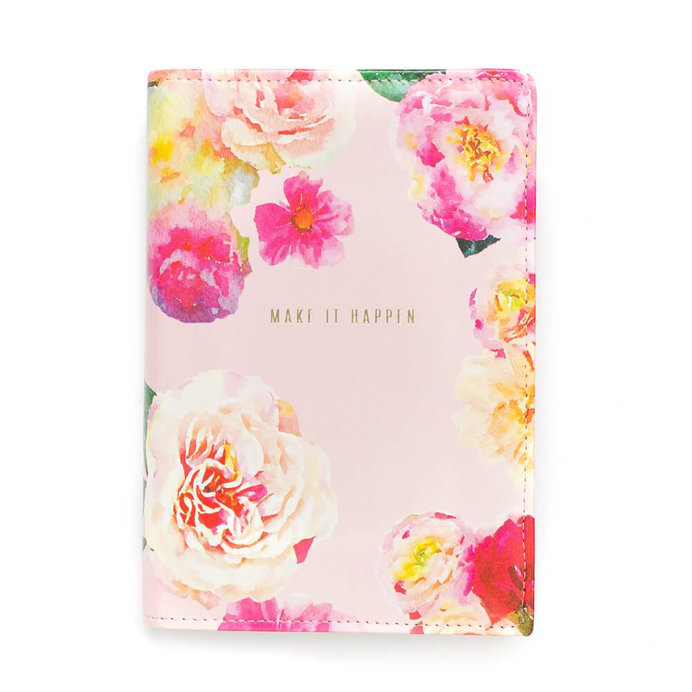 "Planner ""Make it Happen"" Flores"