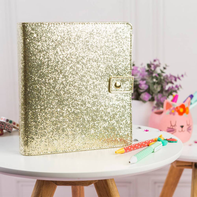 Planner Glitter Color Fresh