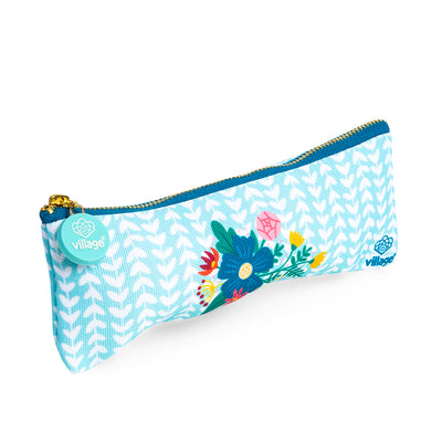 Estuche flores Canvas Village