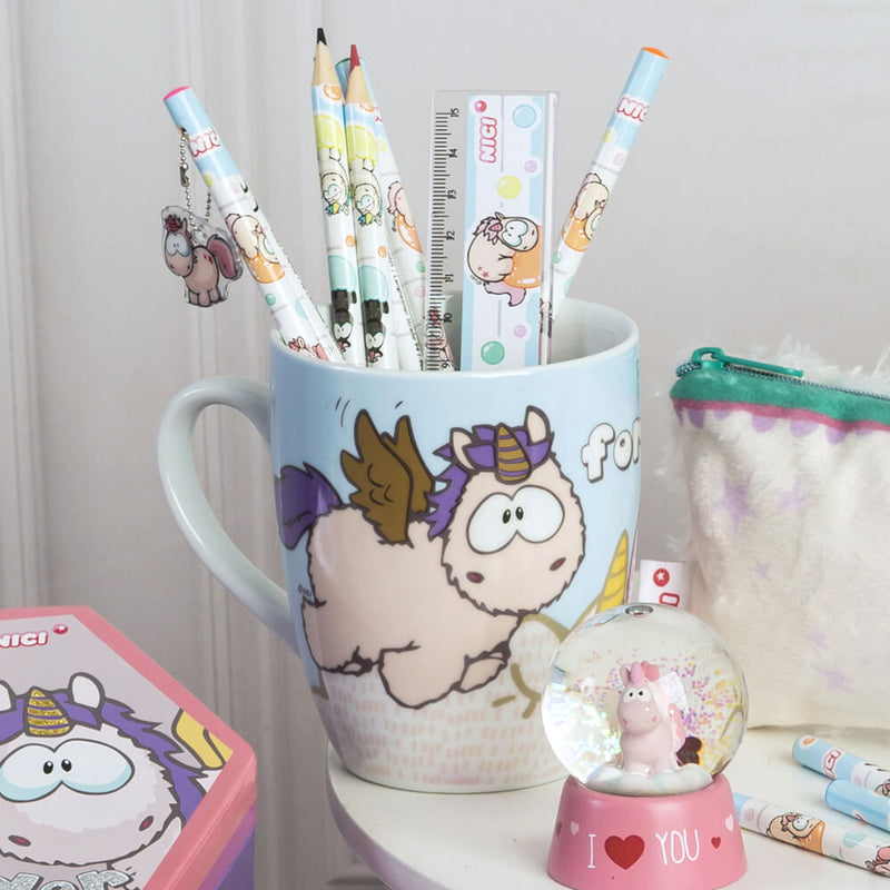 Mug Nici Unicornio Frends Forever