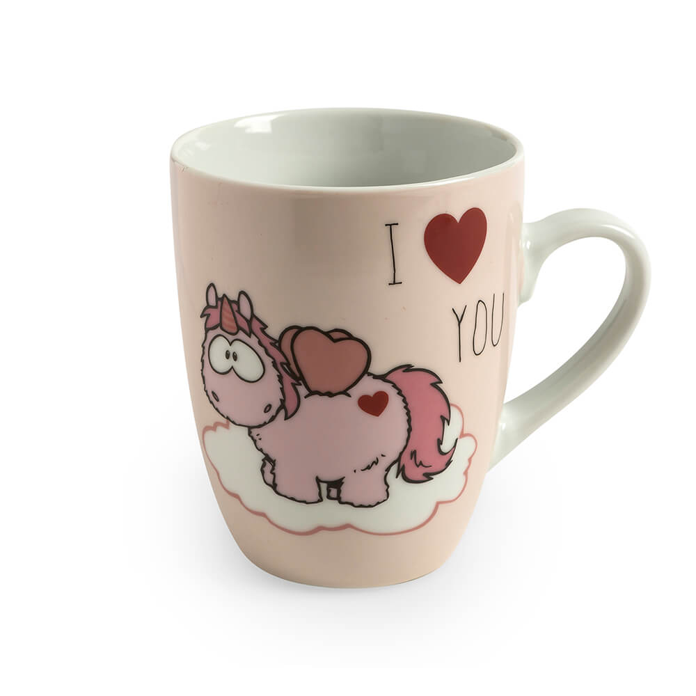 Mug Nici Unicornio i love you