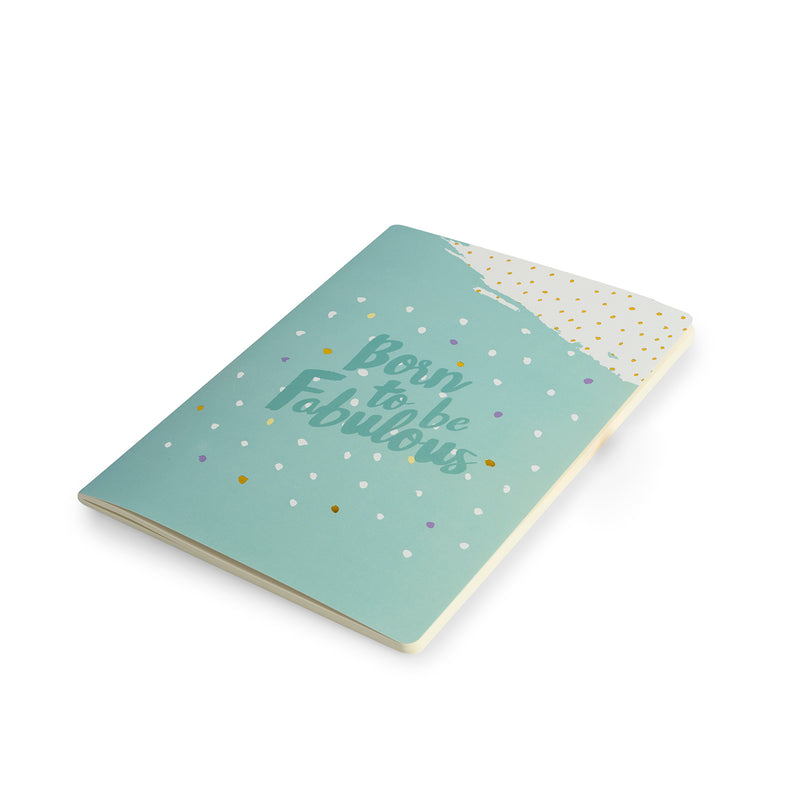 Set de Libretas Flexible Pastel