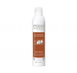 PODOEXPERT BY ALLPREMED® DRY TO CRACKED SKIN FOAM 300ML