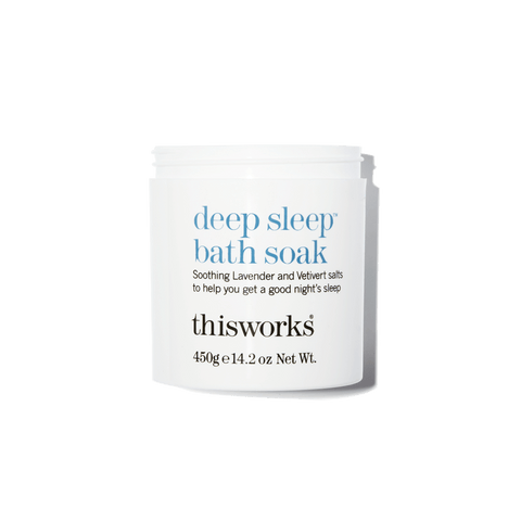 deep sleep bath soak 450g