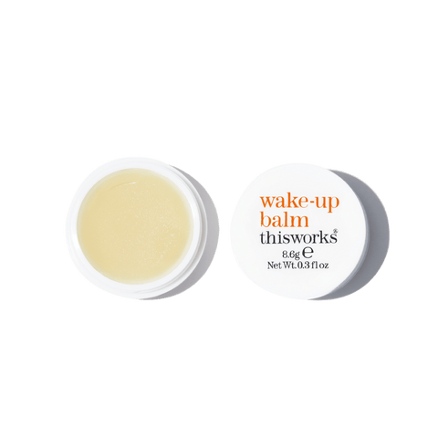 morning expert wake up balm