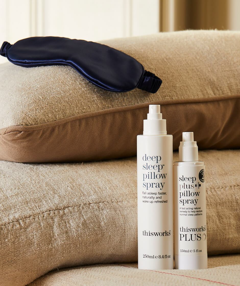 deep sleep pillow spray 250ml & eye mask