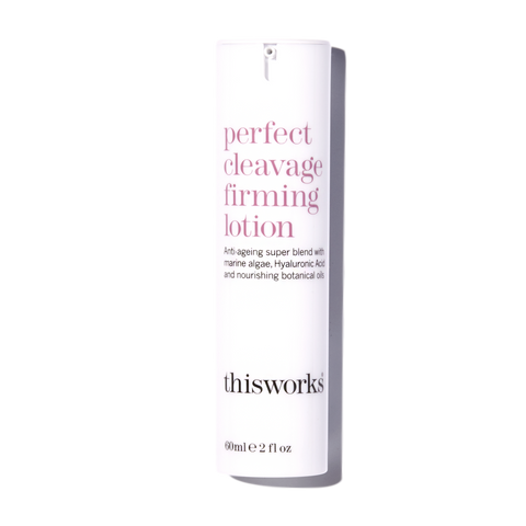 perfect cleavage firming lotion