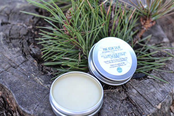 Pine Resin Salve *Antibacterial*