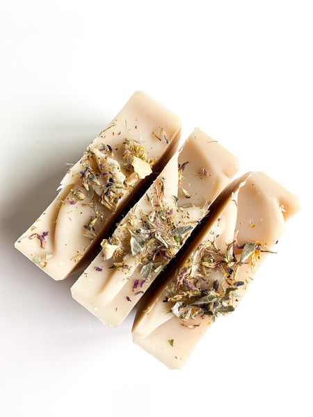 Wildflower Soap *Handpicked AB Wildflowers & Calendula Infused*