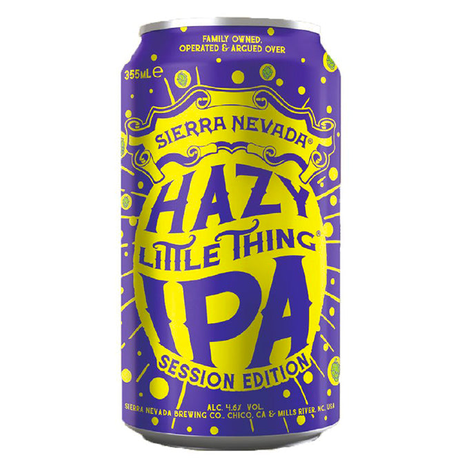 Sierra Nevada - SESSION Hazy Little Thing