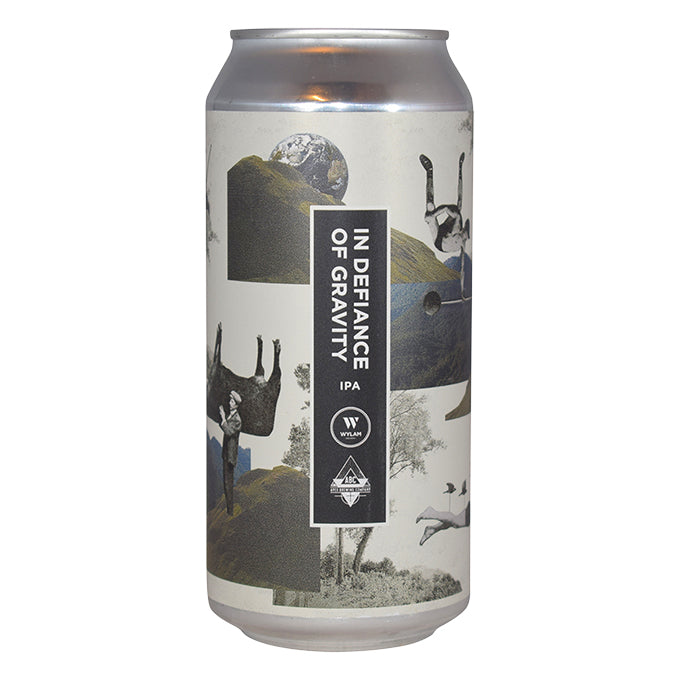 Wylam w/ Apex Brewing Co - In Defiance of Gravity