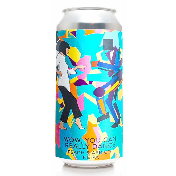 Edge Brewing - Wow, You Can Really Dance!