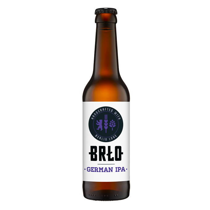 BRLO - German IPA
