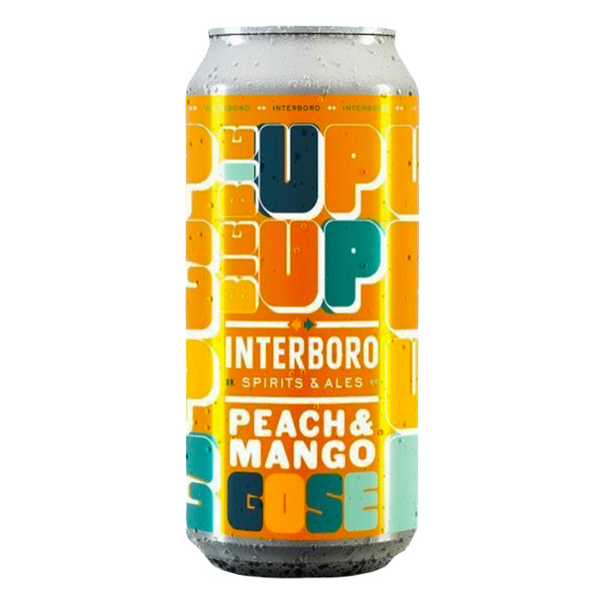 Interboro Spirits & Ales - Big Up Big Up