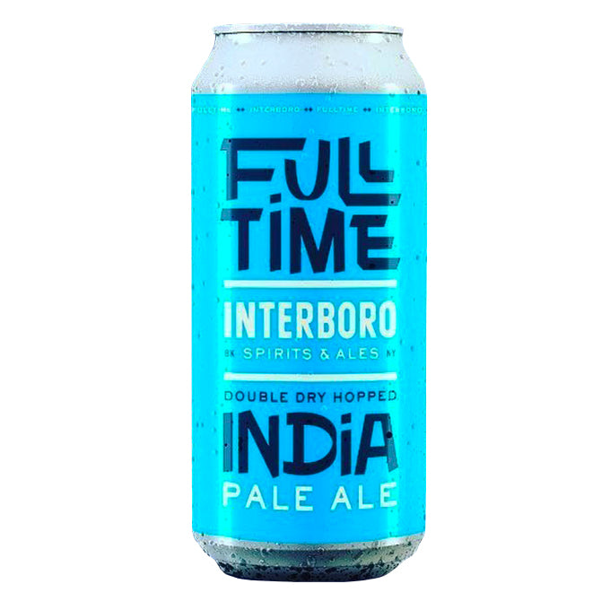 Interboro Spirits & Ales - Full Time