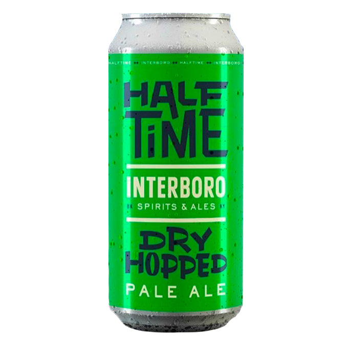 Interboro Spirits & Ales - Half Time