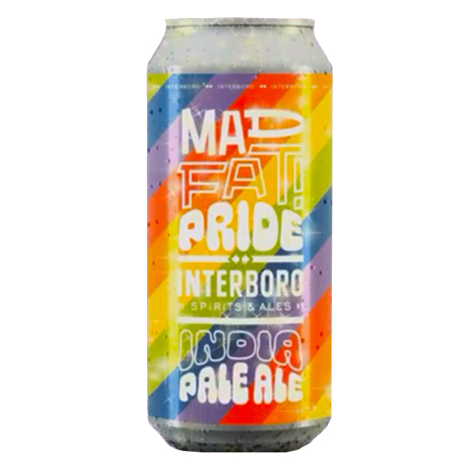 Interboro Spirits & Ales - Mad Fat Pride