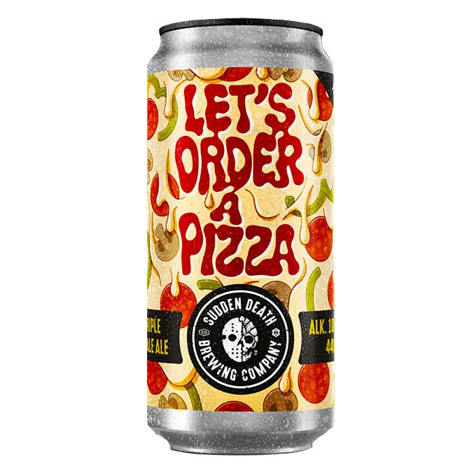 Sudden Death - Let's Order a Pizza