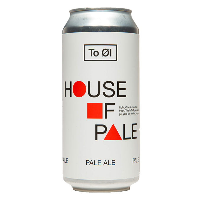 To OL - House of Pale