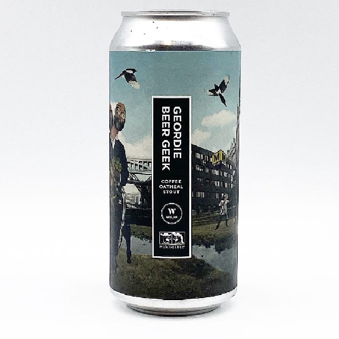 Wylam w/ Mikkeller - Geordie Beer Greek