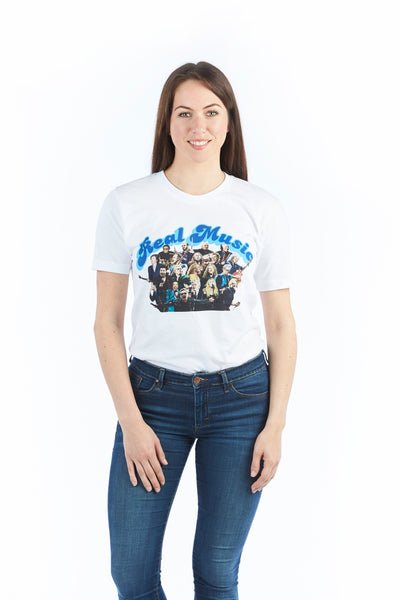 Real Music T-Shirt - Women's