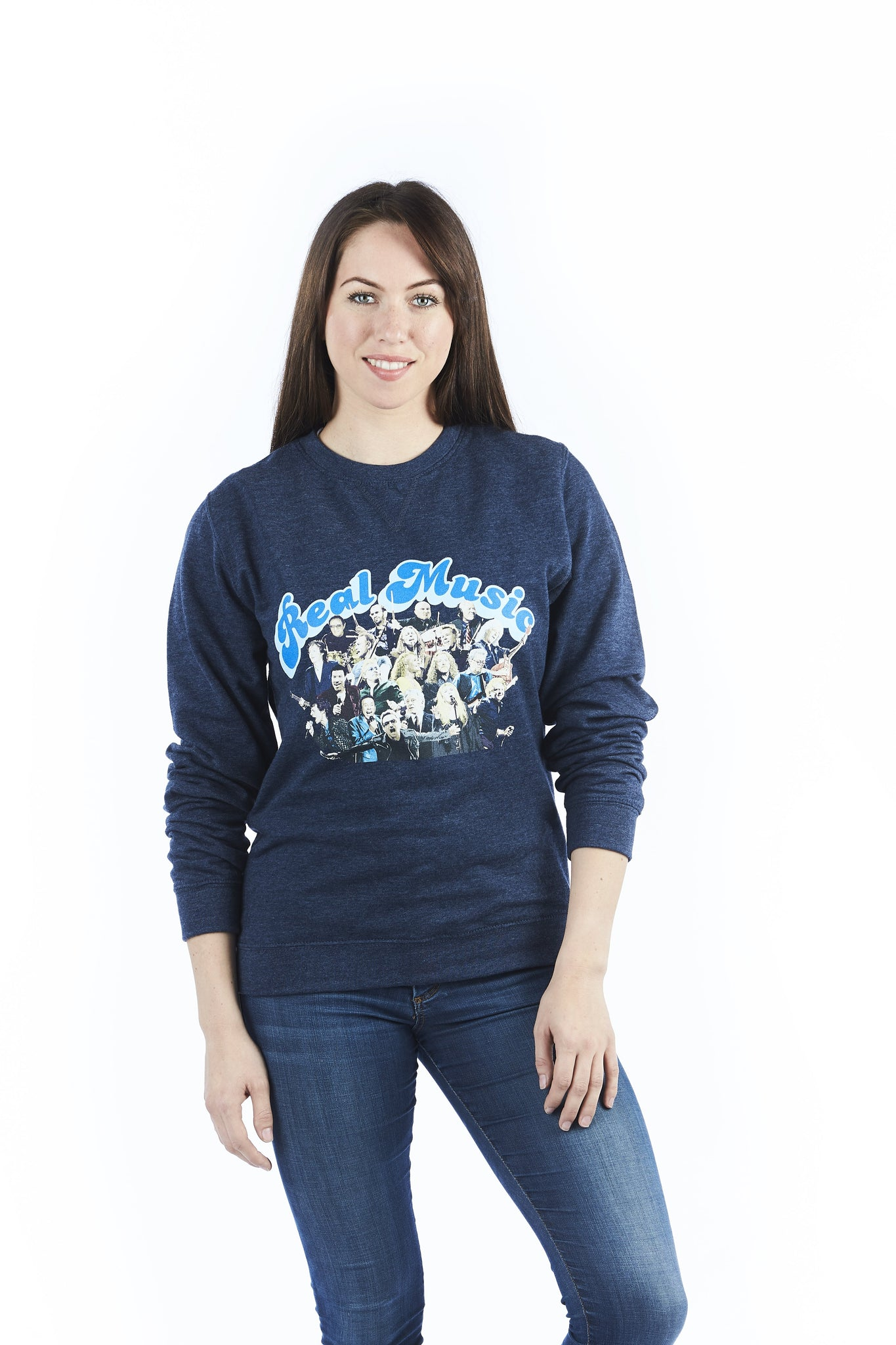 Real Music Sweatshirt - Women's