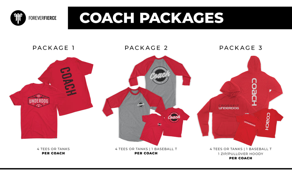 COACH PACKAGES FOR AFFILIATES