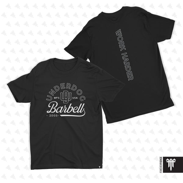 Underdog Barbell Demo Store Tee