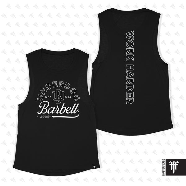 Underdog Barbell Demo Store Muscle Tank