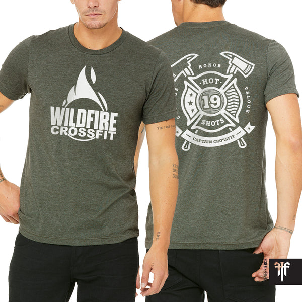 Wildfire CrossFit September 2020 Reorder Staff