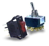 Specialty Switches and Pilot Lamps