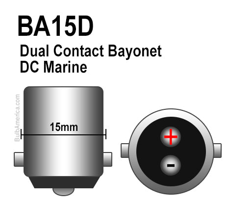 What Is The Difference Between A Ba15d Base Bay15d 1157