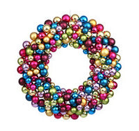 Ball Wreath Ornament