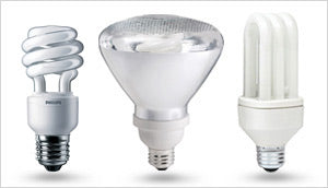 Compact Fluorescent - Screw in