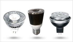 MR8, MR11, MR16 LED Bulbs