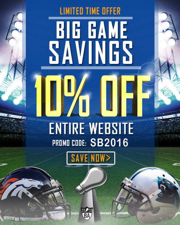 BIG GAME SAVINGS