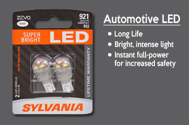 Sylvania Automotive LED Bulbs