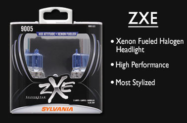 Sylvania zxe Automotive Bulbs