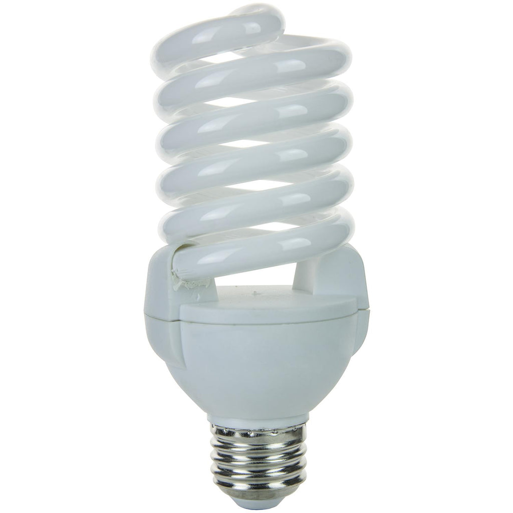 SUNLITE 26w T2 Medium Base 2700K Warm White Super Mini Full Spiral Lamp