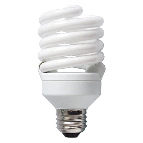 SUNLITE S00826 23W 120V Mini Spiral Daylight Compact Fluorescent Light Bulb